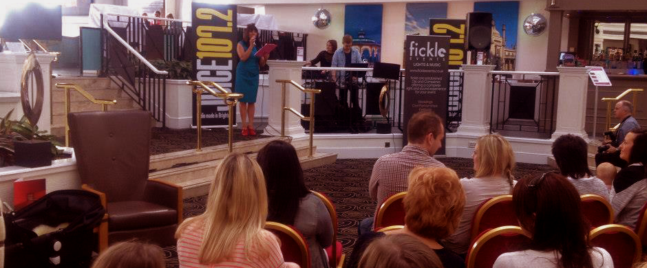 Fickle Fashion Show at The Thistle Hotel Brighton