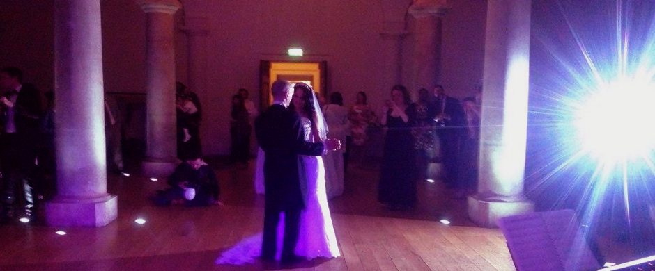 Nadine and Neil First Dance